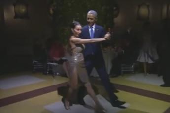 Тангерос Обама