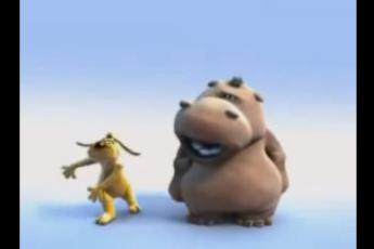 Бегемот и Собака