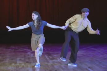 Не танец а отдых!