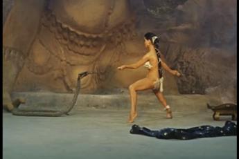 Танец и кобра