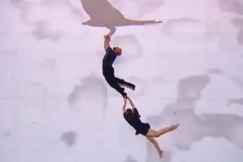 Танец в воздухе