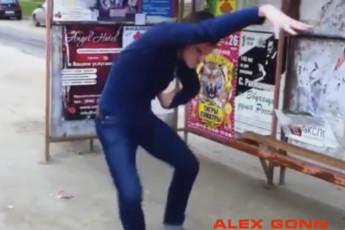 Танцы во всем