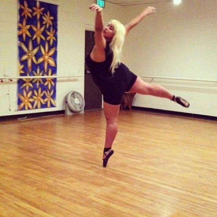 Балерина 10