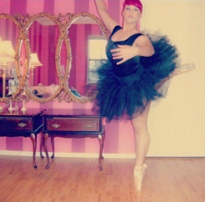 Балерина 3