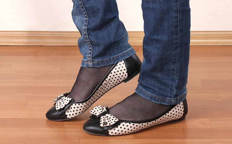 Кошмарная обувь 2