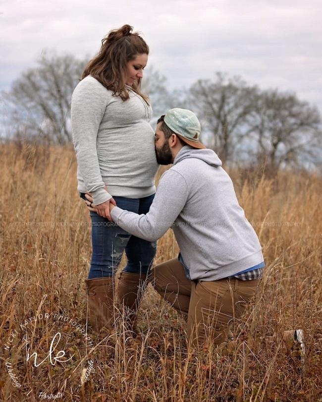 Беременный папа 5