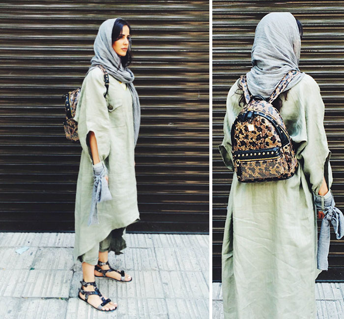 Хиджаб 21