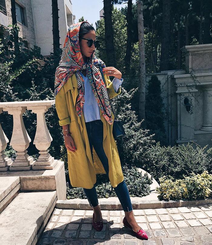 Хиджаб 25