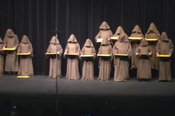 Монахи 1
