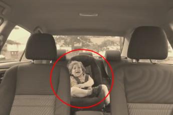 Оставили в машине