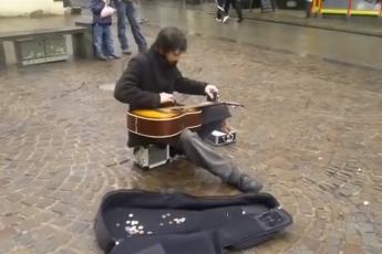 Гитарист 1