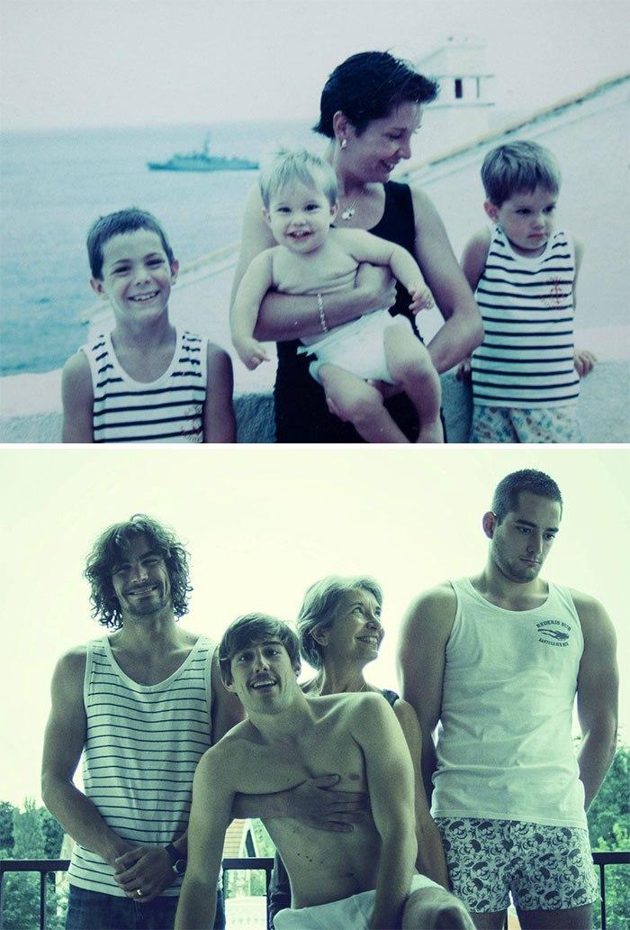 Семейка 8